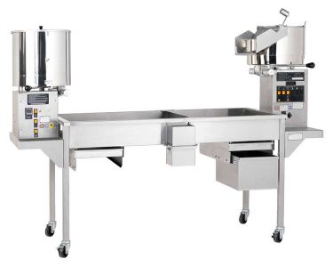 25 lb Cooker and Coater (CMD25)